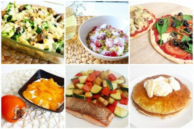 Mijn Instagram maaltijden