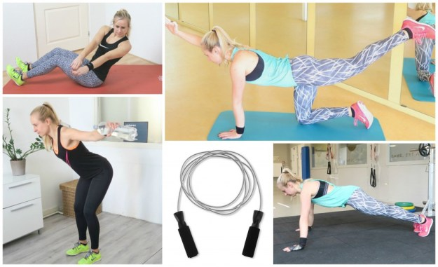Collage workout