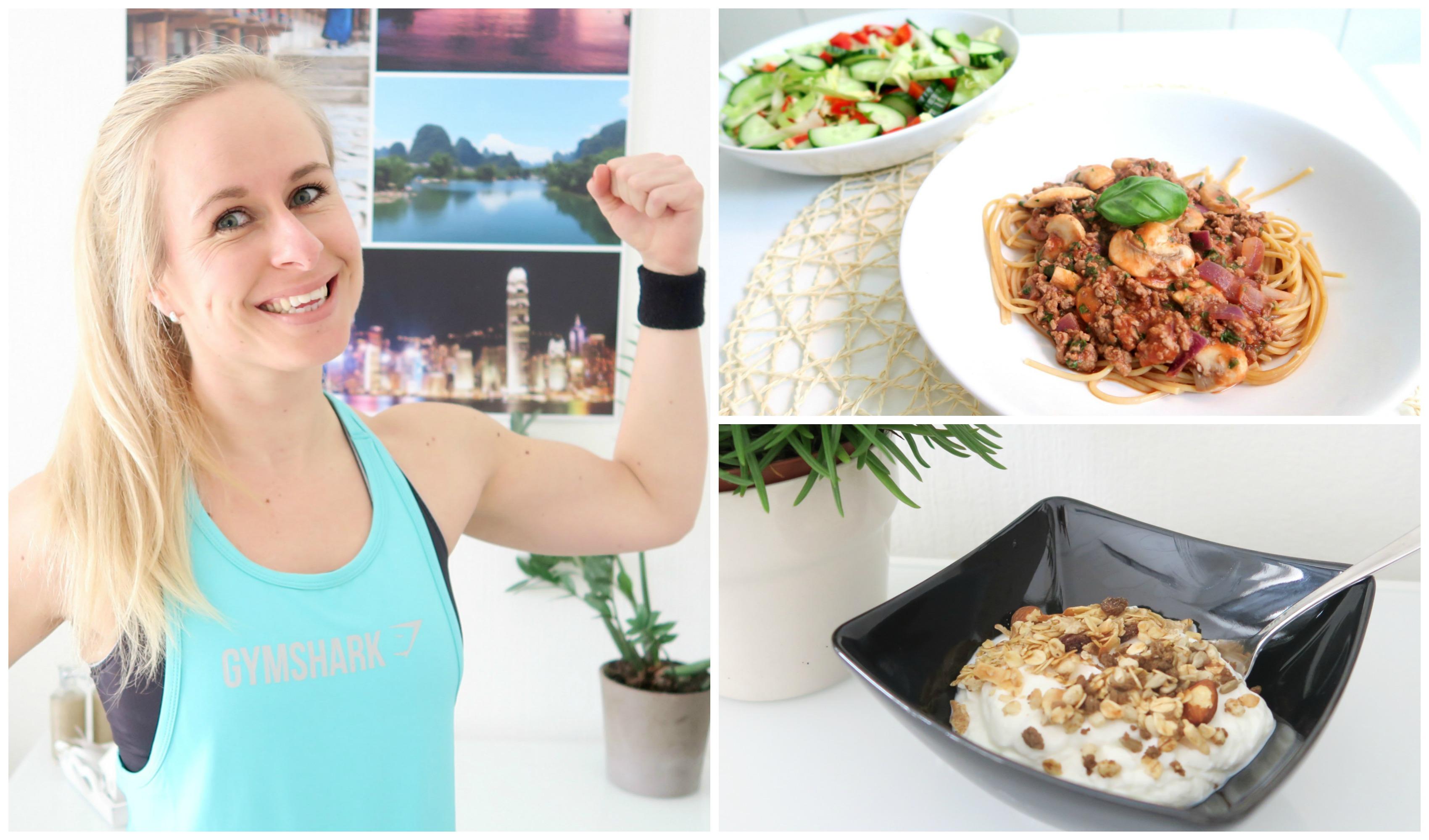 afvallen gezond eten en sporten