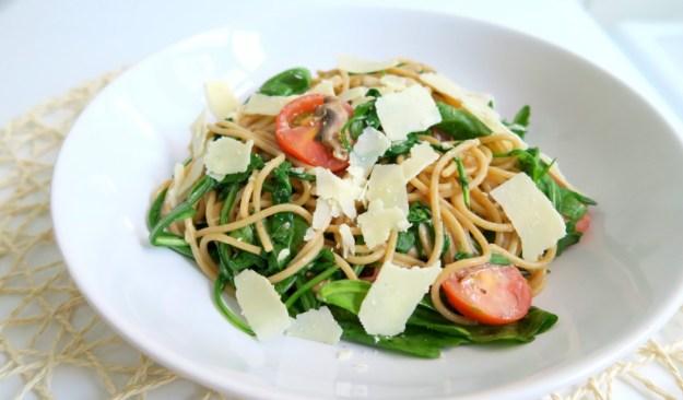 Gezonde pasta