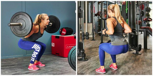 squat-en-row
