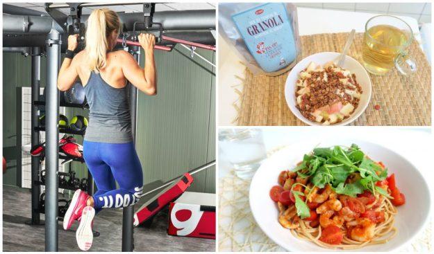 gezond eetpatroon in een week