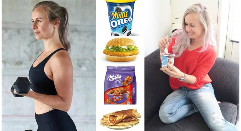 10000 calories challenge