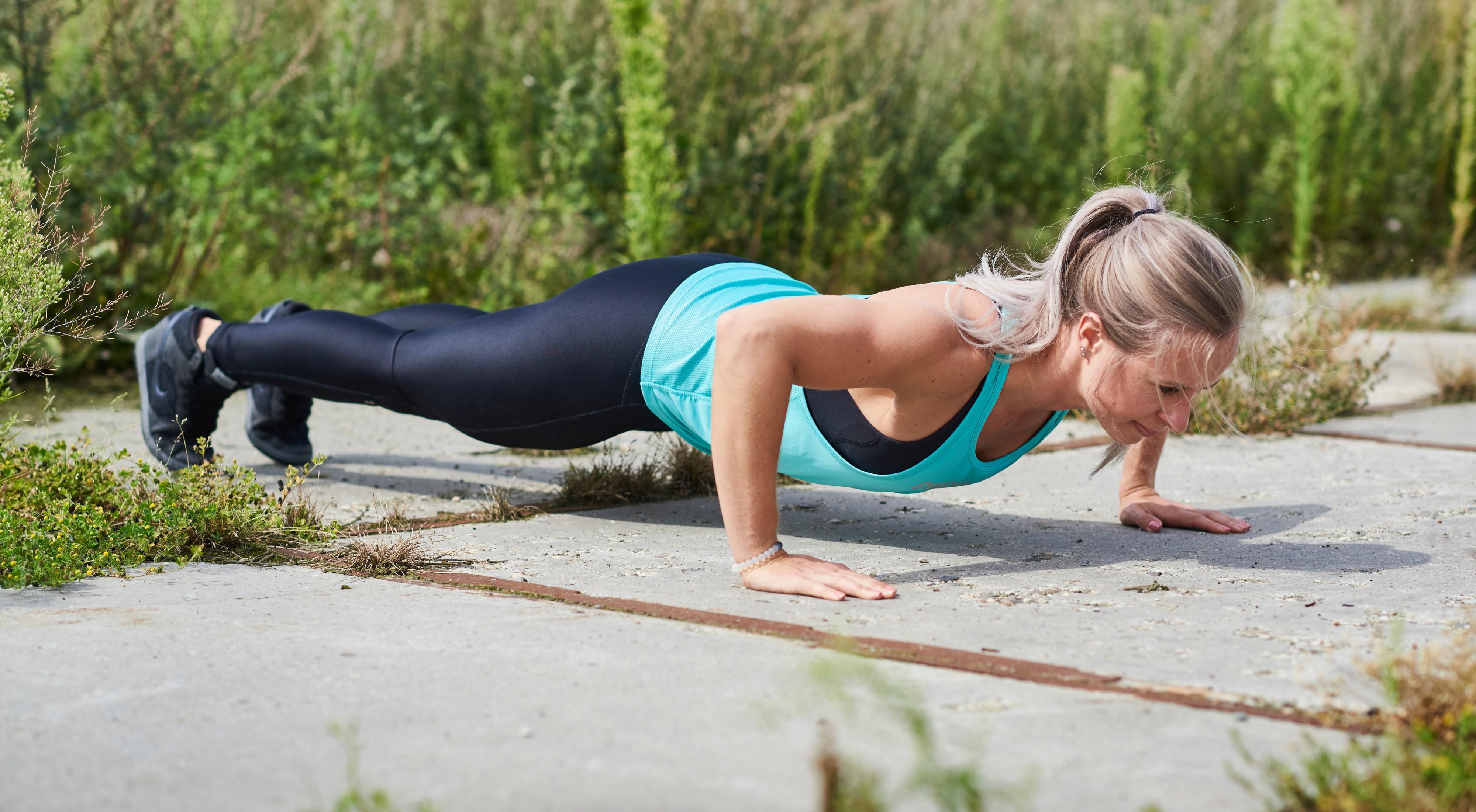 Beste Thuis je bovenlichaam en armen trainen - Mijn tips - Optima Vita UW-61