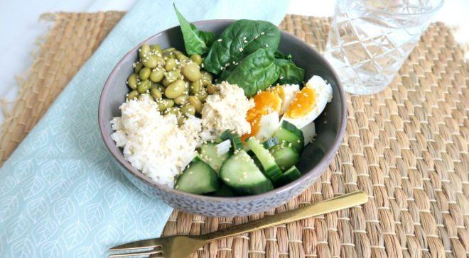 salad bowl recept