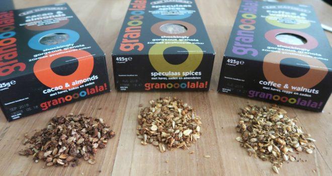 Eat Natural Granooolala