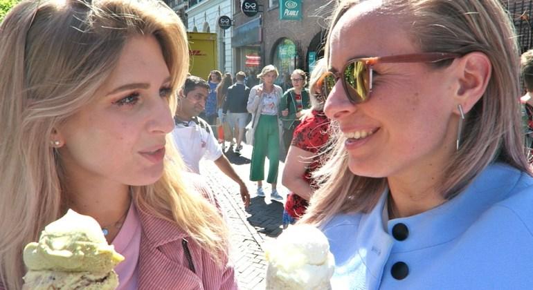 Utrecht met Sarah Rebecca