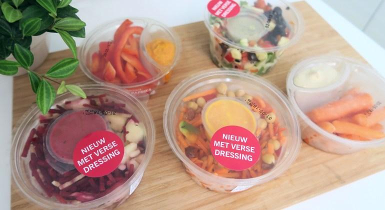 Gezonde salades Albert Heijn