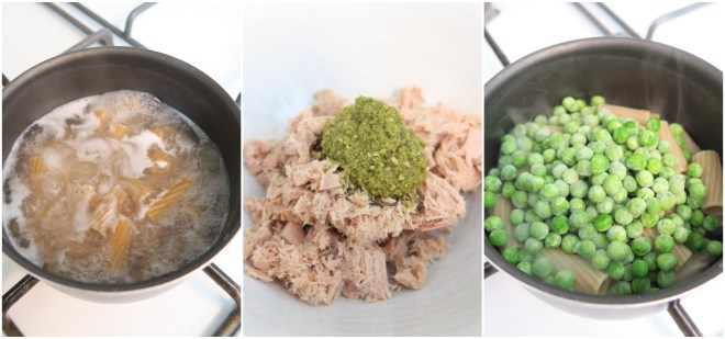 pasta salade recept