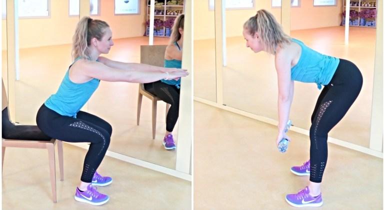Beginner workout ouderen