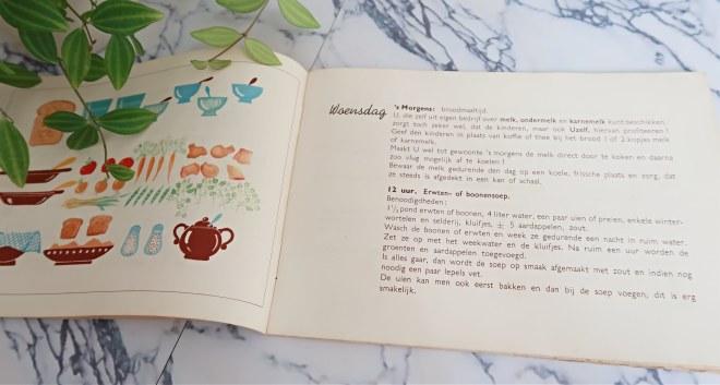 Boekje over voeding