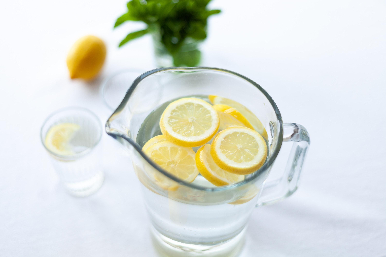 citroensap drinken afvallen