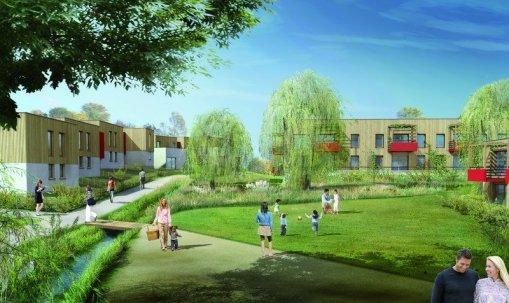 LES VILLARDS | Construction Dalle Pleine – Logements