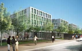 ALSTOM BÂTIMENT 39 | Construction Prédalle | Bâtiment Industriel