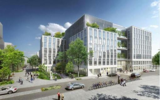 OSMOSE | CHAMBERY | Construction Dalle Pleine – Logements