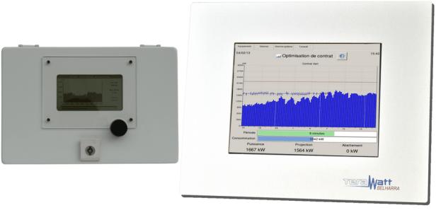 Terawatt concepteur d'optimiseurs d'énergie électrique