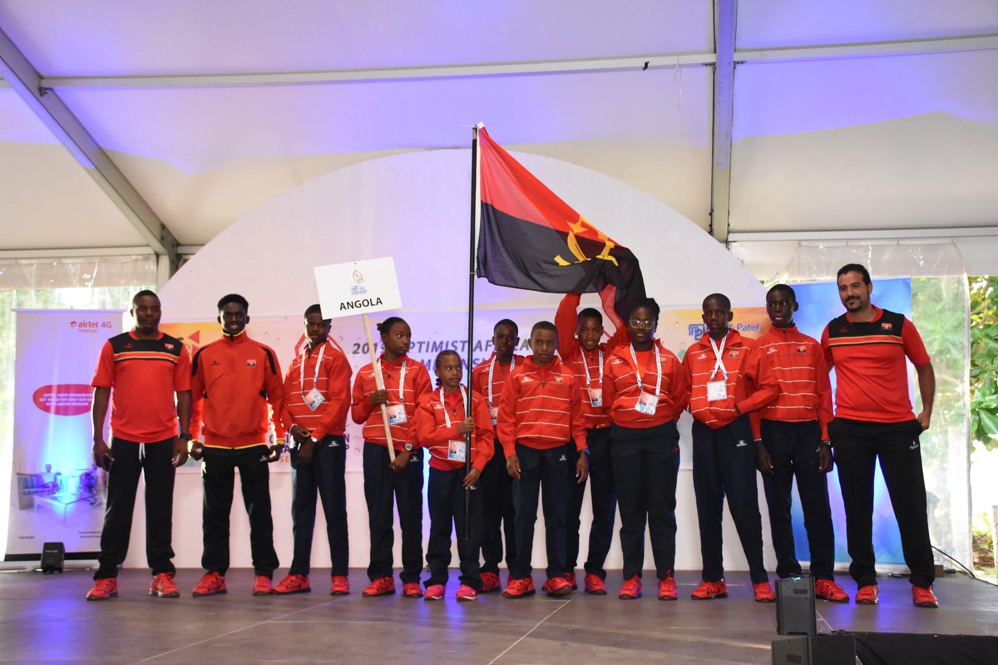 African Optimist Championships 2019 - Seychelles