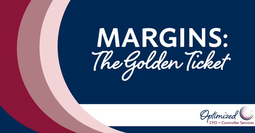 Margins: The Golden Ticket Cover Photo