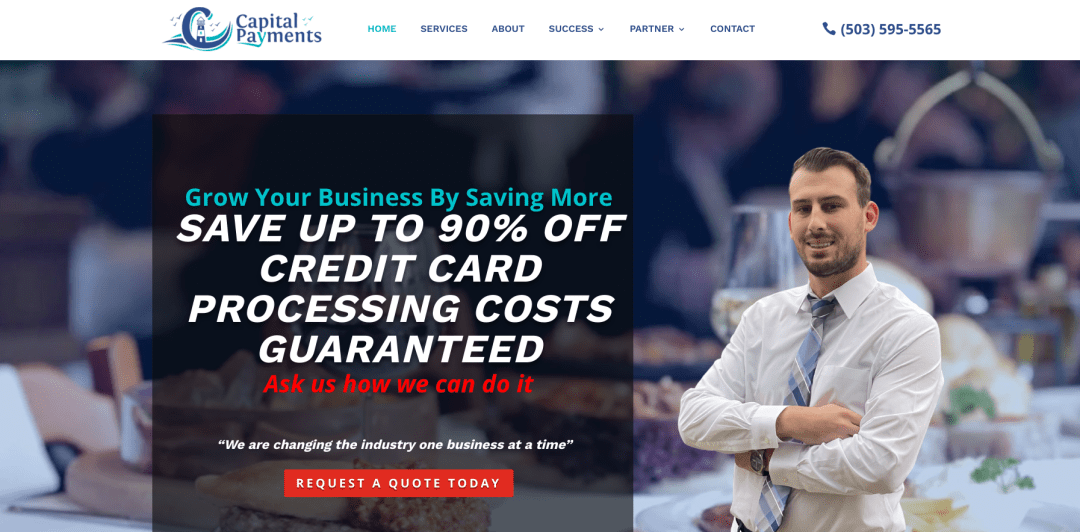 Capital Payments - Credit Card Processing Services