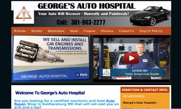 George's Auto Hospital