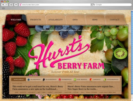 Husrt's Berry Farm