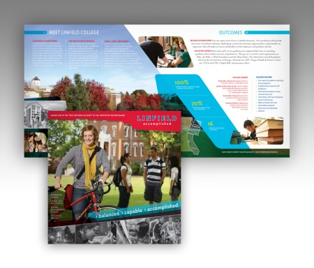 Linfield College Travel Piece