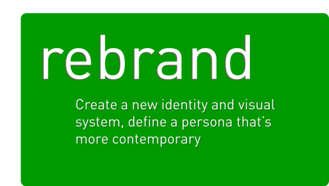 a rebrand is a whole new look