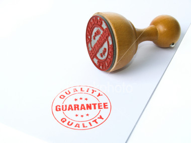brand message quality stamp