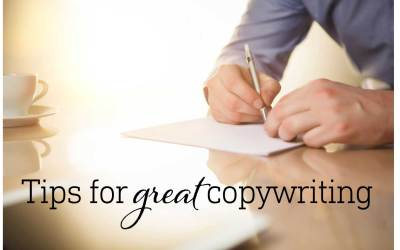 What is copywriting for marketing?