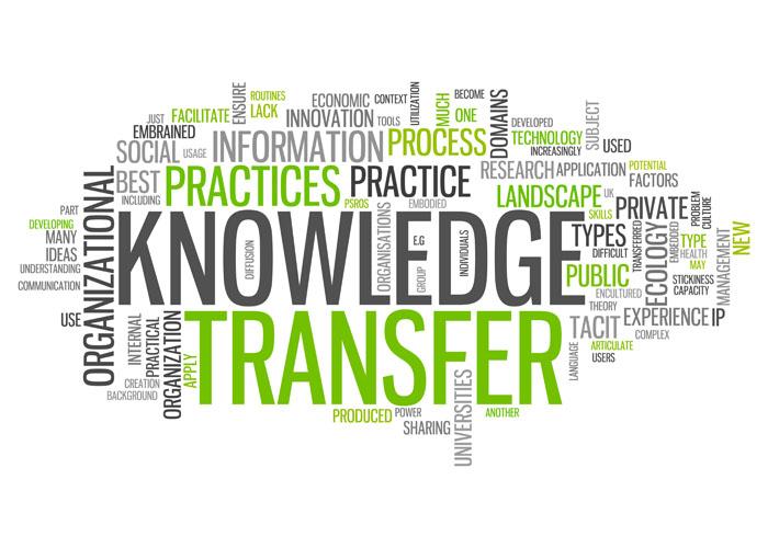Transfert de connaissance