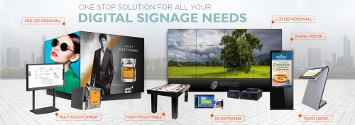 small resolution of optimum technology digital signage and led based display solution provider in pakistan
