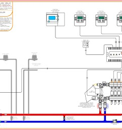 underfloor heating wiring diagram thermostat wiring diagrams favorites underfloor heating control wiring diagram [ 3309 x 2339 Pixel ]