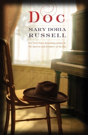 Doc, Mary Doria Russell, Doc Holliday, HBO, western, Ron Howard