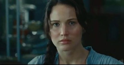 Jennifer Lawrence, Katniss Everdeen, The Hunger Games