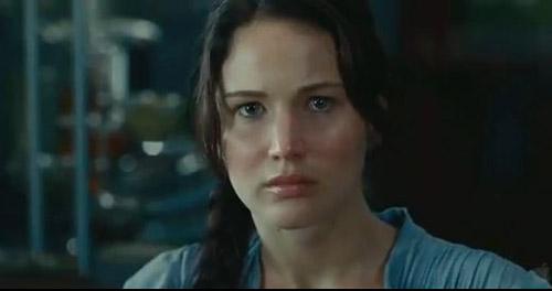 Jennifer Lawrence, Katniss Everdeen, The Hunger Games