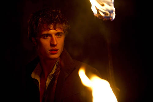 Max Irons, The Host, Stephenie Meyer