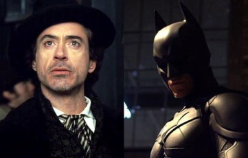 Sherlock Holmes: A Game of Shadows, The Dark Knight Rises
