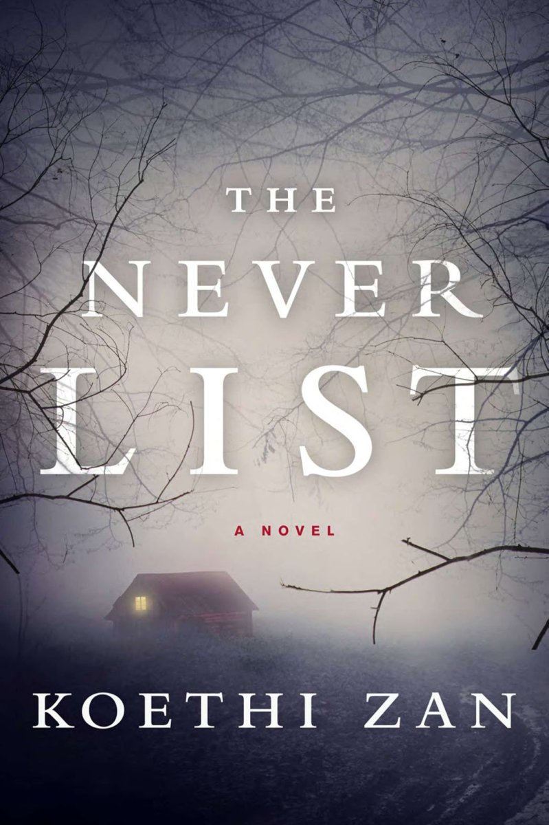 "CBS Adapting Koethi Zan's Best-Seller ""The Never List"""