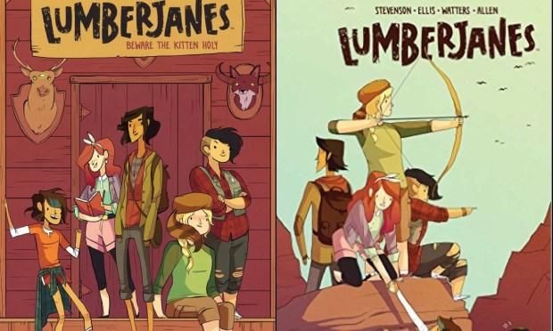 lumberjanes-feat