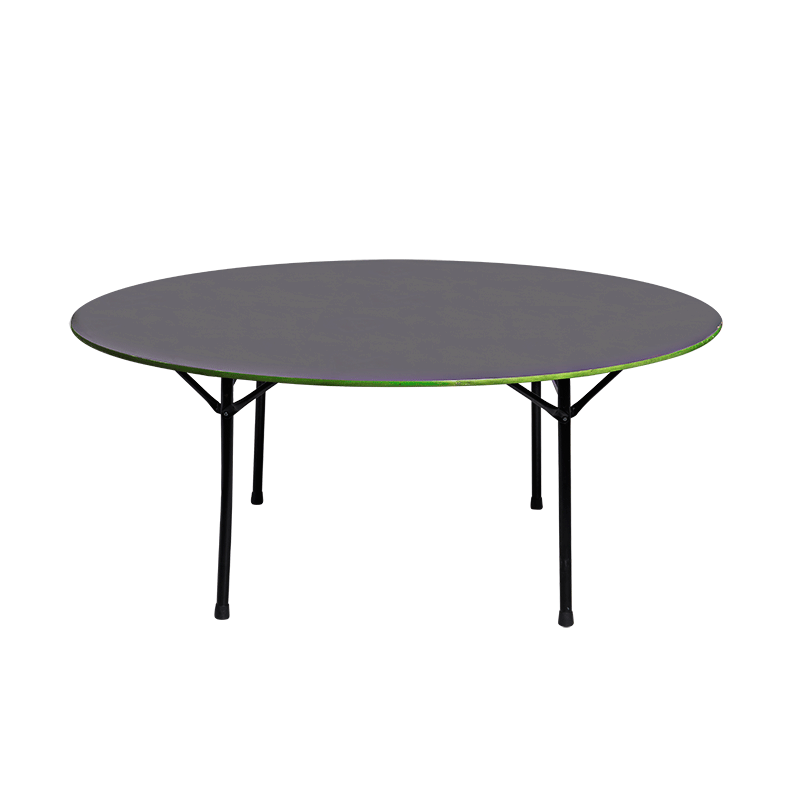 table ronde o 150cm 8 a 10 places