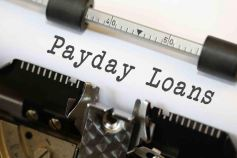 payday loan money