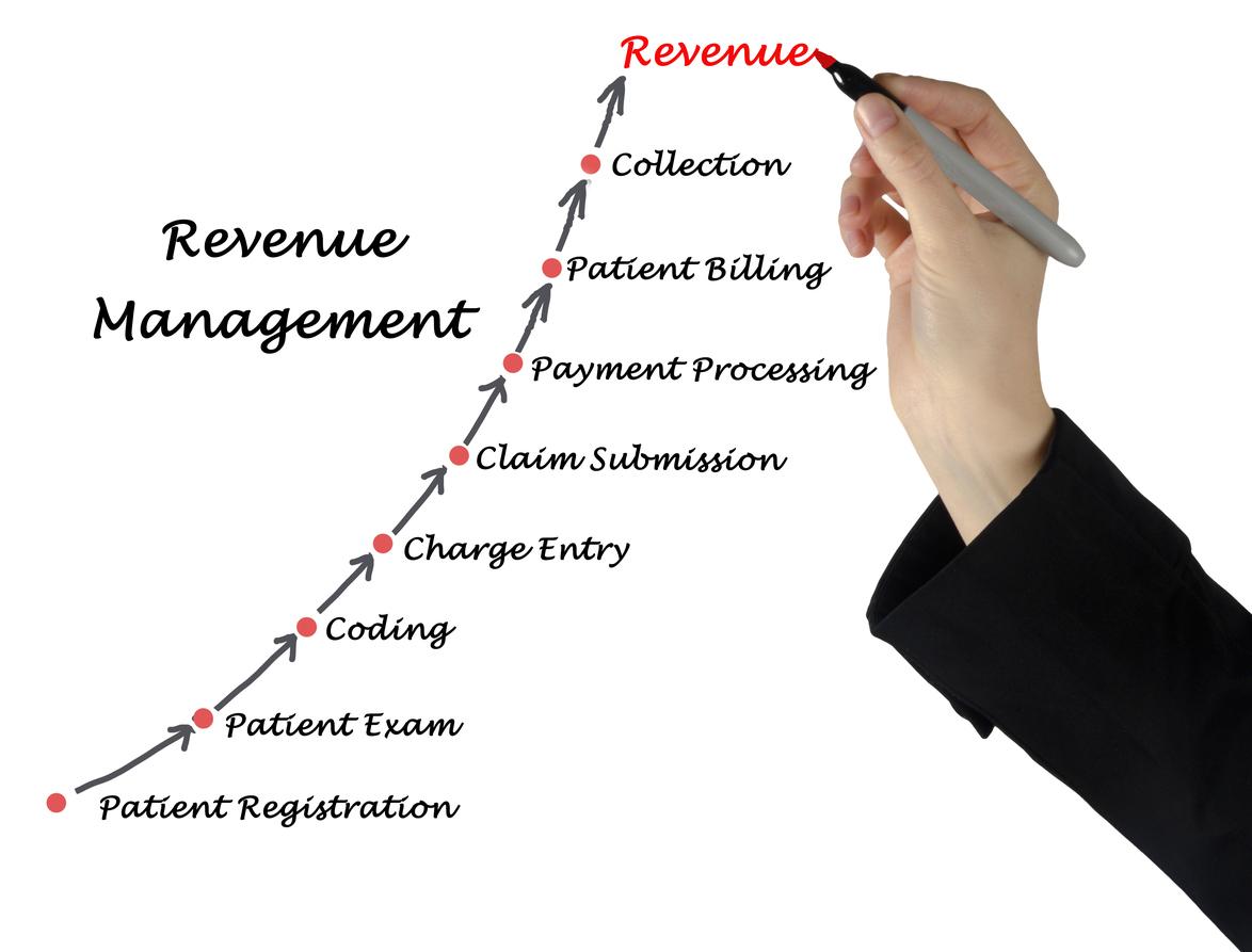 hight resolution of diagram of revenue management