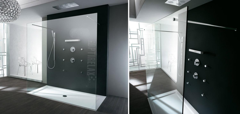 Duschtempel im Badezimmer  Optirelax Blog
