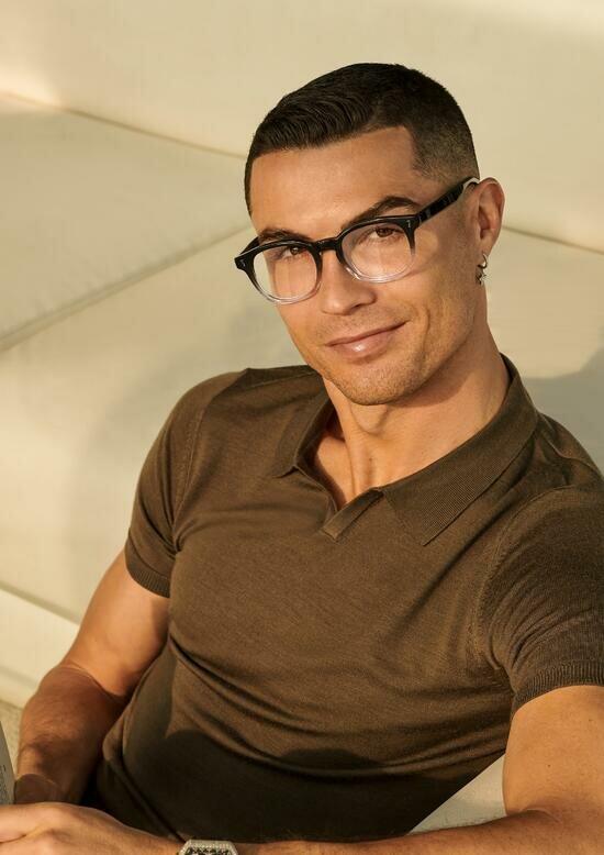 Cristiano Ronaldo gozluk trend glasses