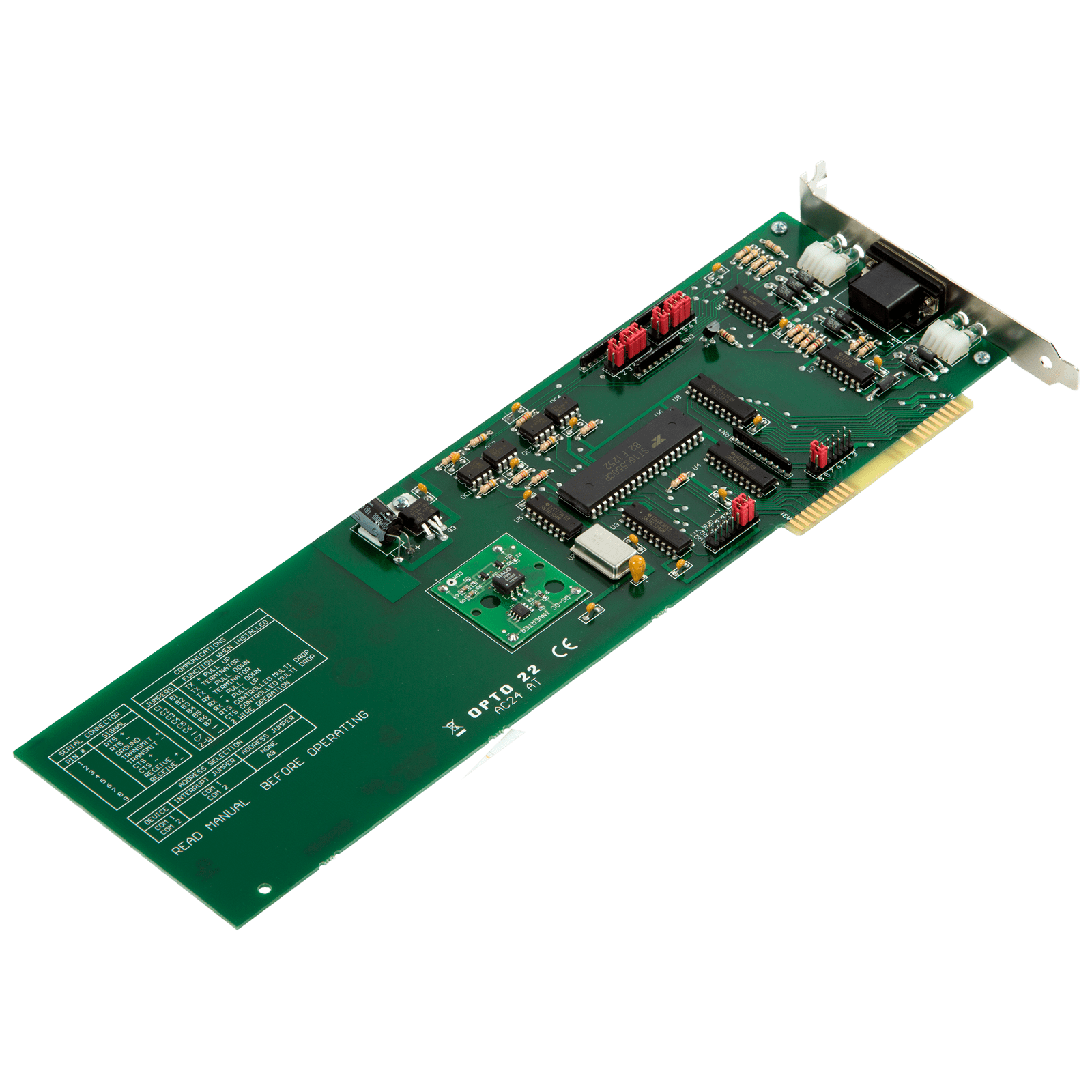 Rs 485 Data Interface Gives Isolated Full Duplex Operation