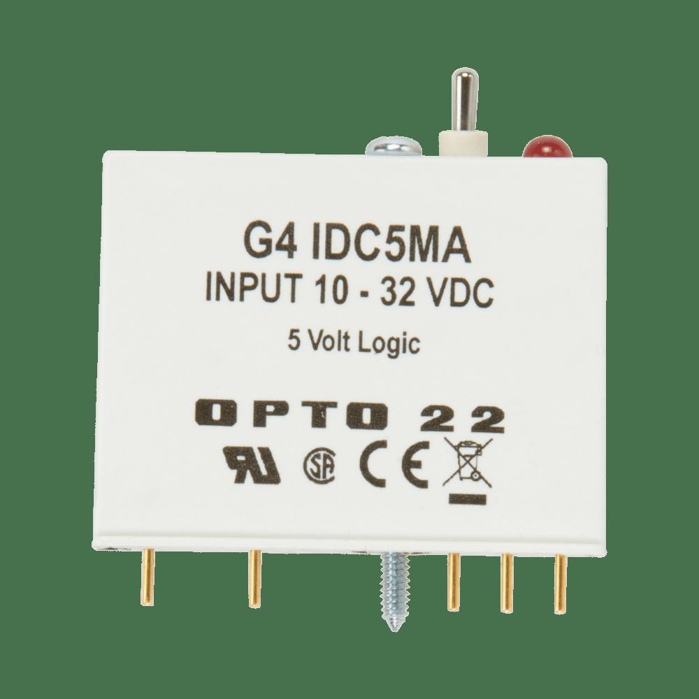 medium resolution of opto22 g4idc5ma g4 dc input 10 32 vdc 5 vdc logic with