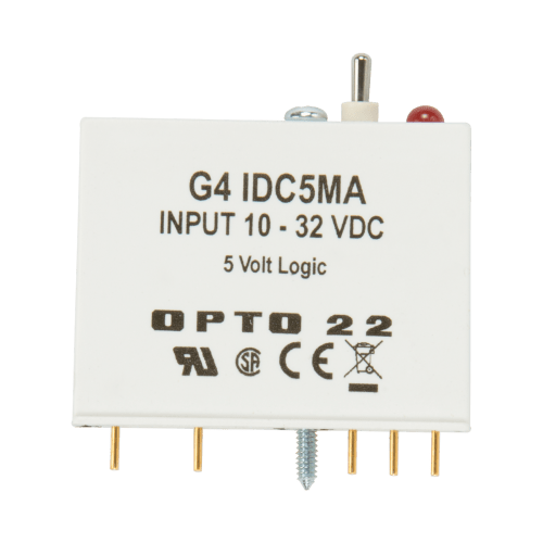 small resolution of opto22 g4idc5ma g4 dc input 10 32 vdc 5 vdc logic with
