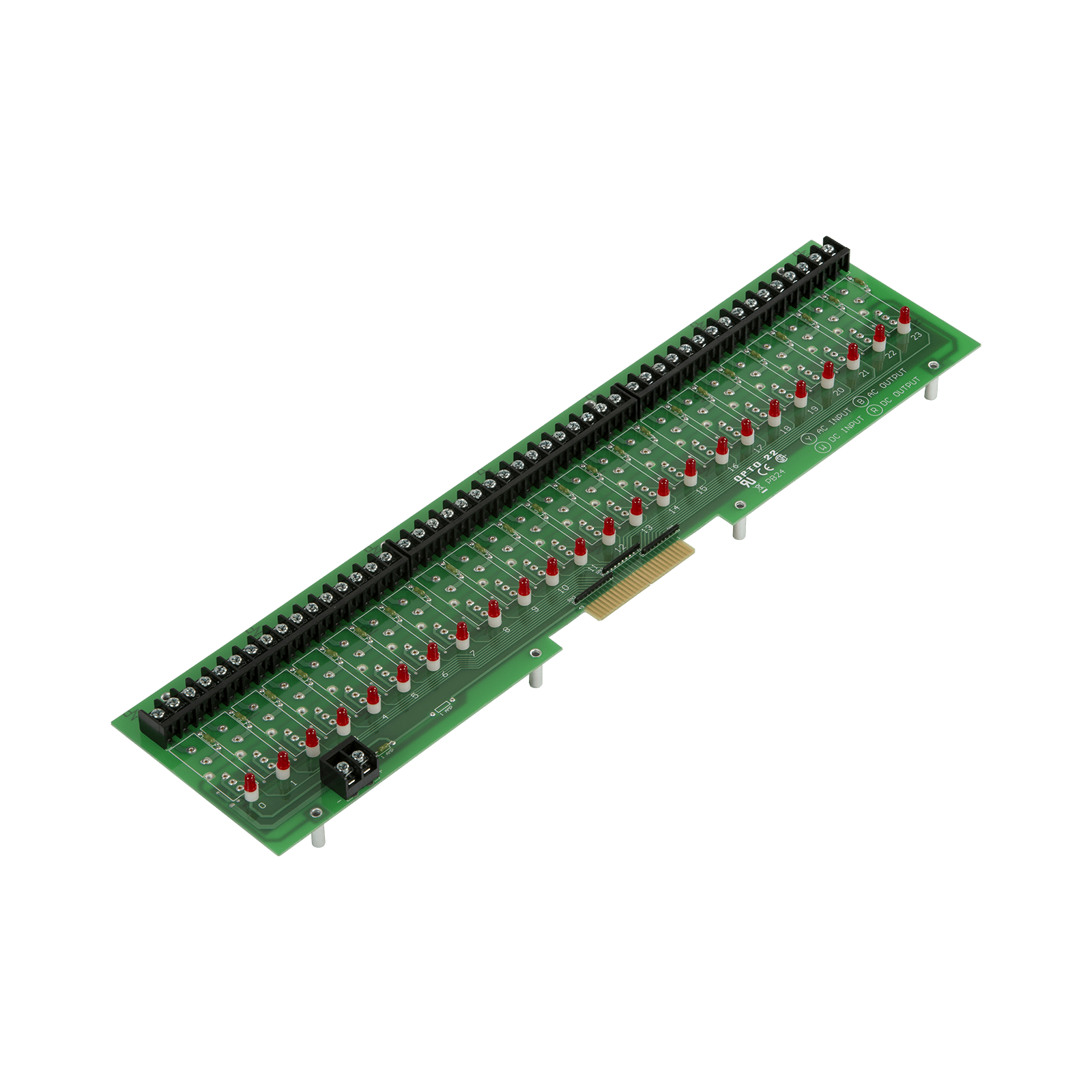 hight resolution of opto22 pb24 g1 24 channel i o module rack idec relay wiring diagram opto 22 relay wiring diagram