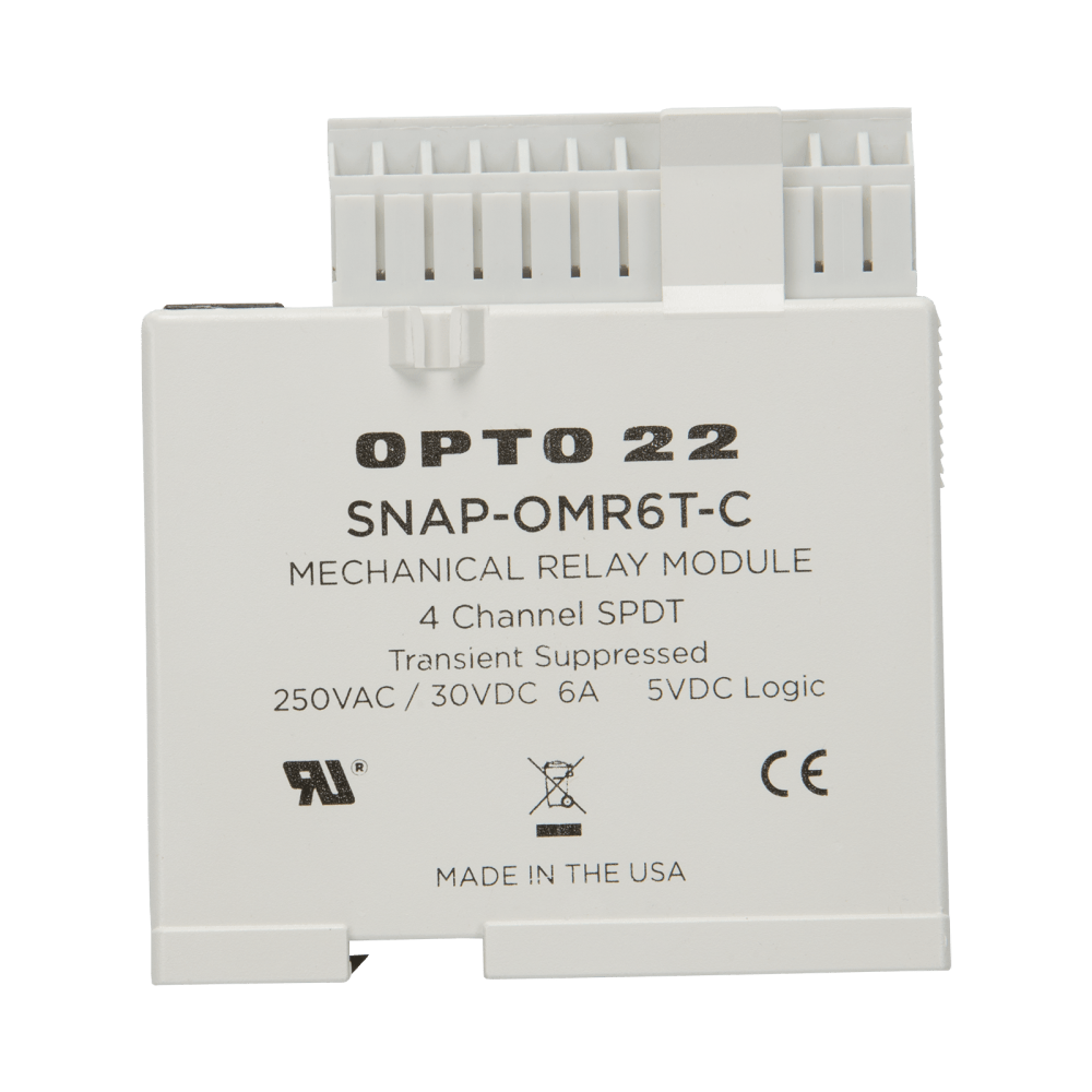 medium resolution of opto22 snap omr6t c snap isolated 4 channel mechanical poweropto 22 relay wiring diagram 12