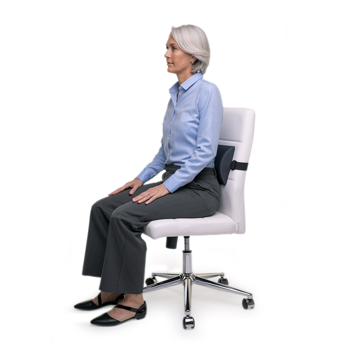 The Original McKenzie SlimLine  Lumbar Support  OPTP